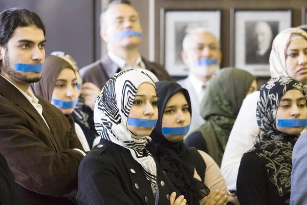 Image result for правозащитники за мусульман